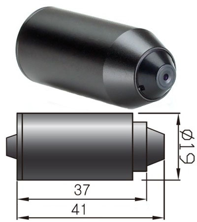 "Видеокамера ""KPC-S190SP1"" с"