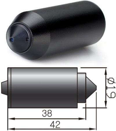 "Видеокамера ""KPC-S190SP4"" с"